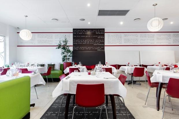 Café del Sol Classico - Interior 3 (HR) by Annalize Nel