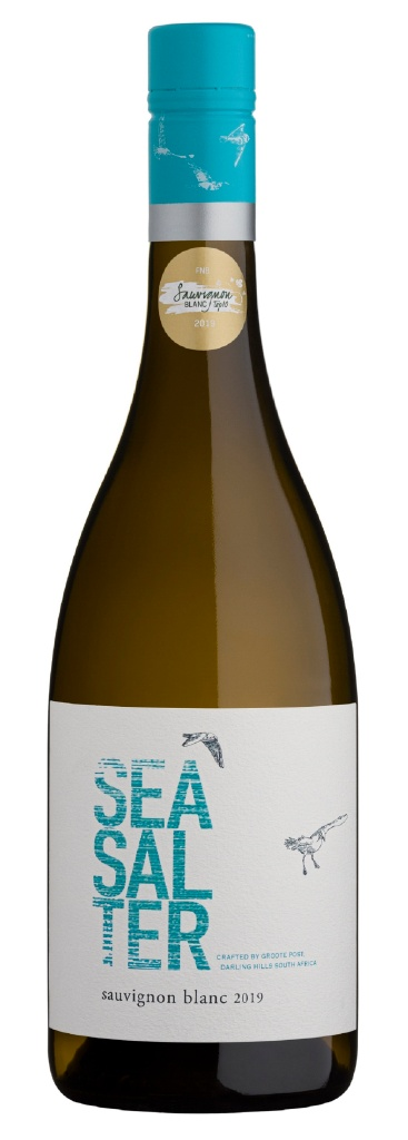 Groote Post Seasalter Sauvignon Blanc 2019 Award (1)