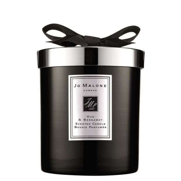 Jo Malone Oud & Bergamot Scented Candle