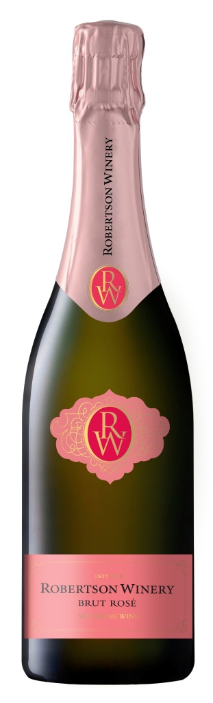 Rob Winery Sparkling Brut Rosé pack shot