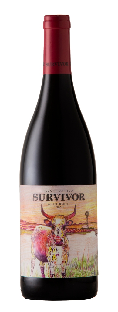 Survivor_WildFerment_Syrah_NV