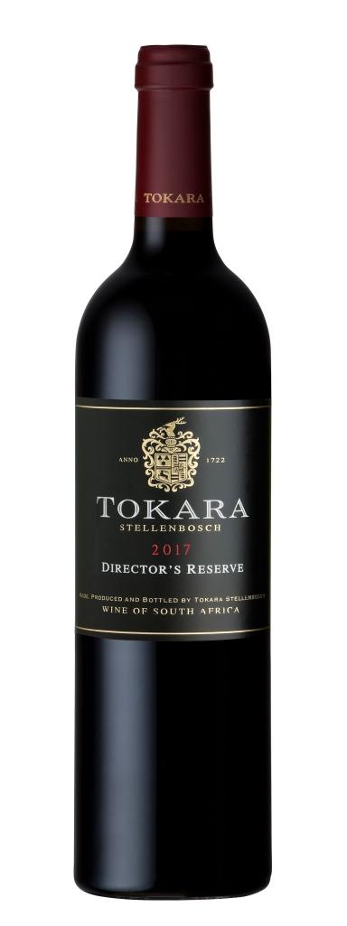 Tokara Director's Reserve Red 2017