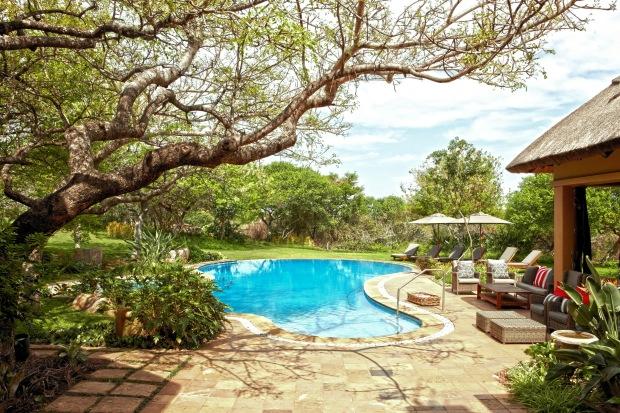 VIZ005 - Thanda Villa iZulu - Pool Area