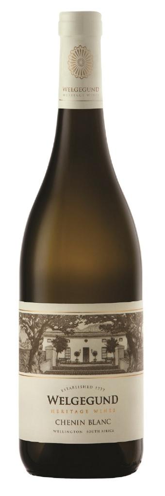 Welgegund Heritage Wines Chenin Blanc 2017
